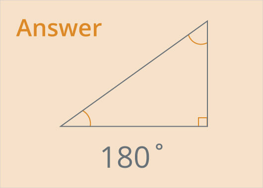 Quick Quiz on Angles